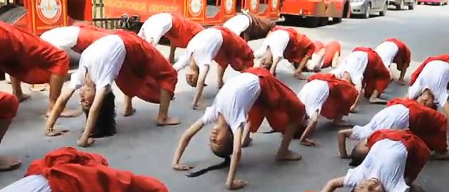 Thai Khon Dance