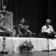 Indian Music in Shiley Theater
