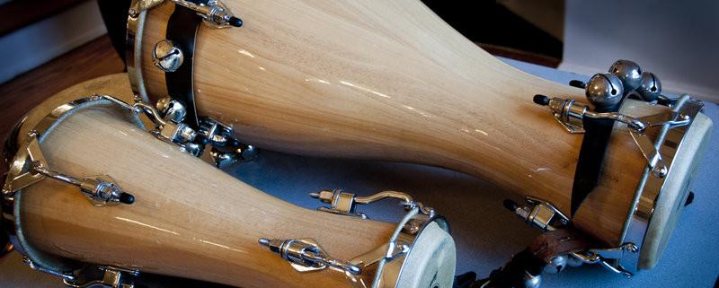 Afro-Cuban Drums