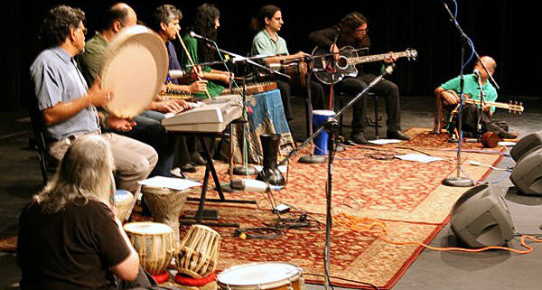 Dornob Music of Iran