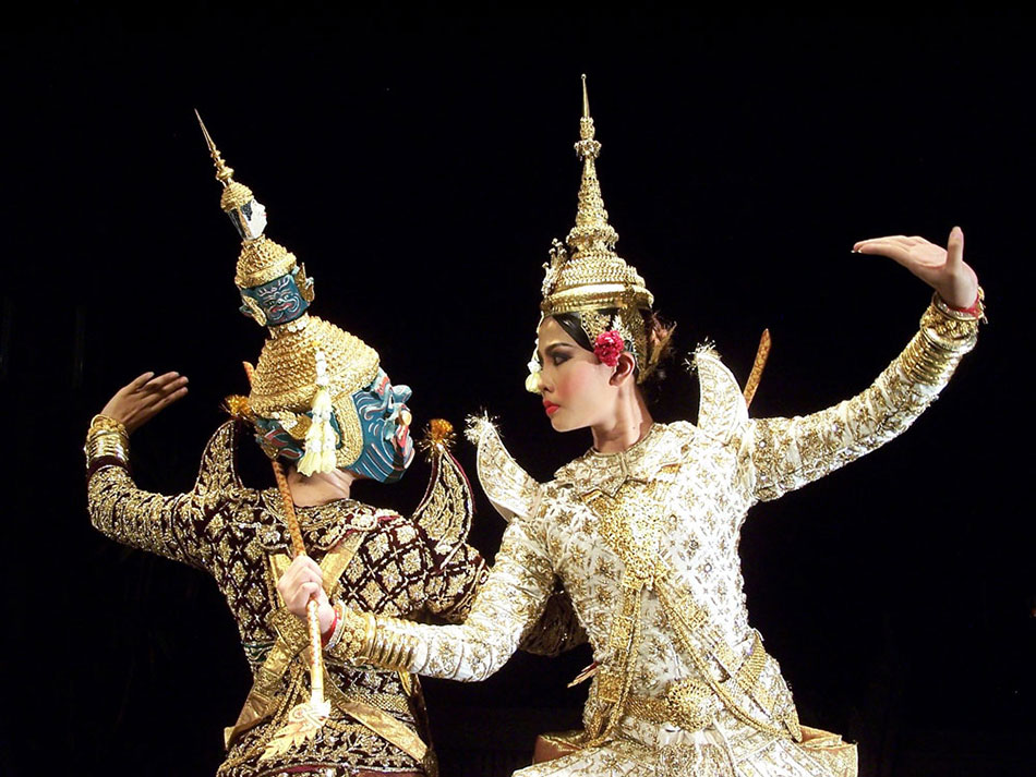 The Long, Slow Dance of the Khmer Apsara | Center for ...