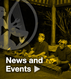 Welcome - News and Events - Center for World Music