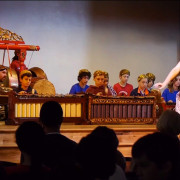 Javanese Gamelan at SDFAS