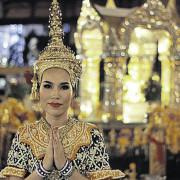 Thai Dancer at Erawan