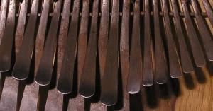 Mbira Keys