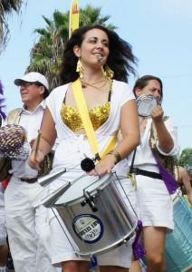 Stefanie Schmitz Marching
