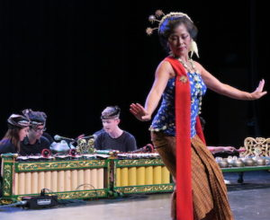 Canyon Crest Academy Gamelan Performance 2015