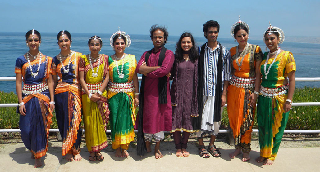 Odissi Students and Teachers