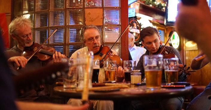 Irish Music at The Ould Sod