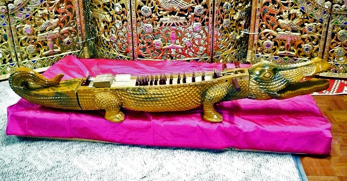 Crocodile Jakhee