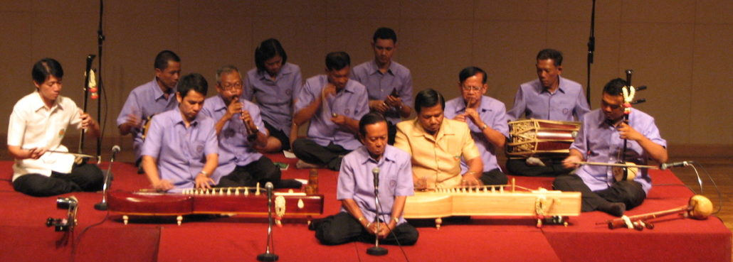 The khrueangsai pii chawaa ensemble