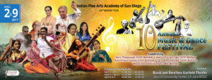 10th Annual Indian Music and Dance Festival