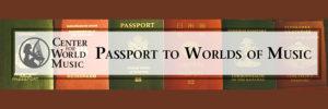 Passport to Worlds of Music Banner