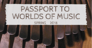 Passport Series Spring 2018