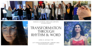 Transformation Through Rhythm & Word