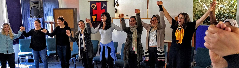 Iraqi Women's Circle