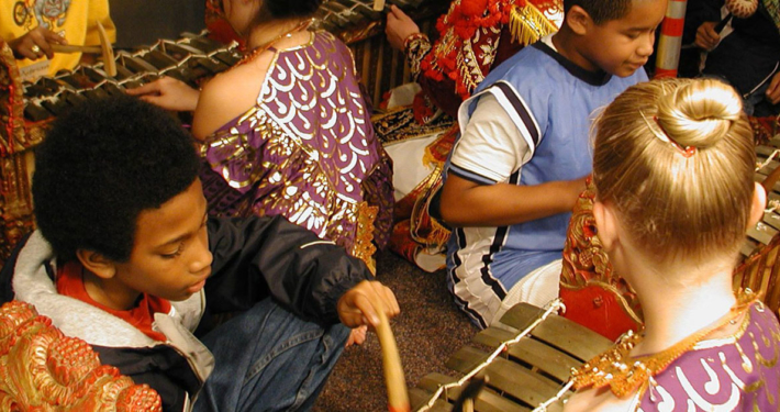 Gamelan Project Article by Alex Khalil