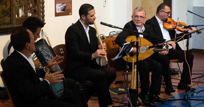 Iraqi Refugee Al Salam Ensemble