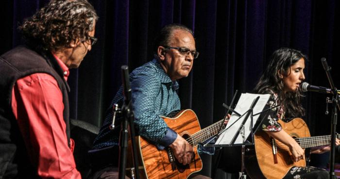 Refugee Musicians Shadi